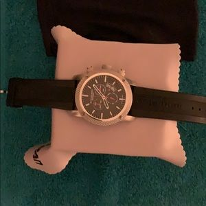 Burberry watch with box and warranty